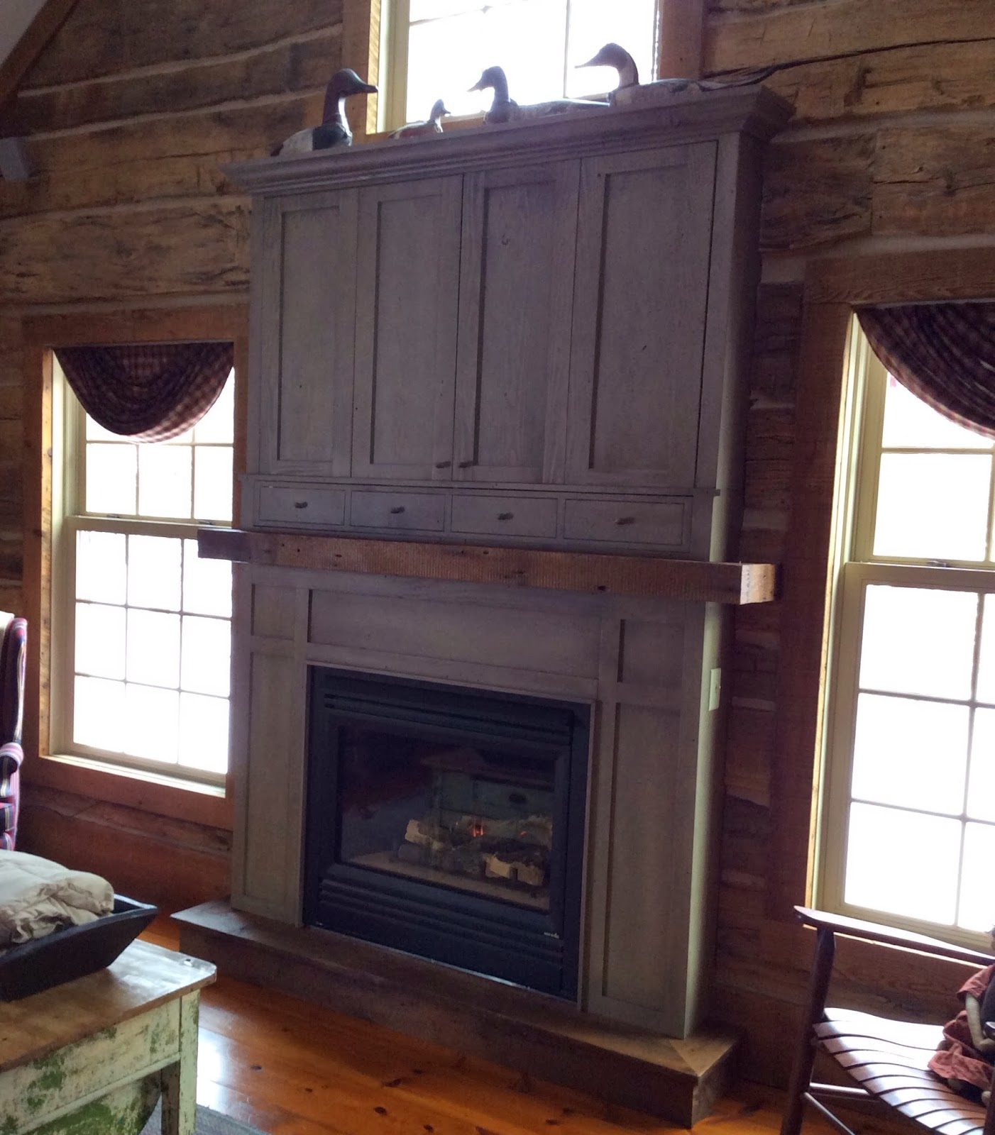 1000+ images about Fireplace and Mantels on Pinterest