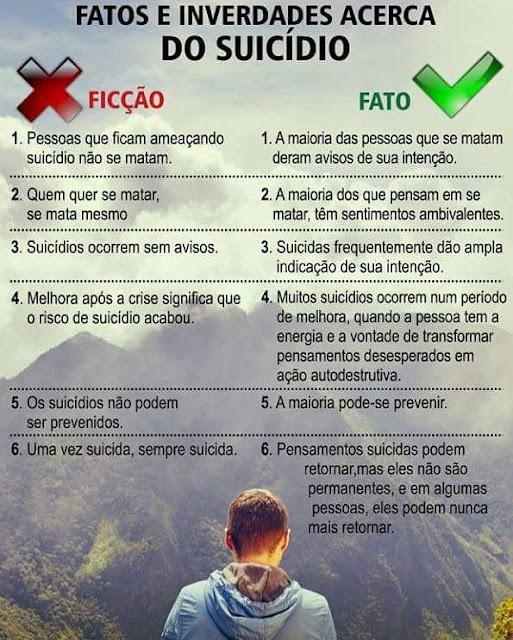 Mitos e Fatos sobre o suicídio -  Dr. Cleano Arruda (Psiquiatra e Coach)