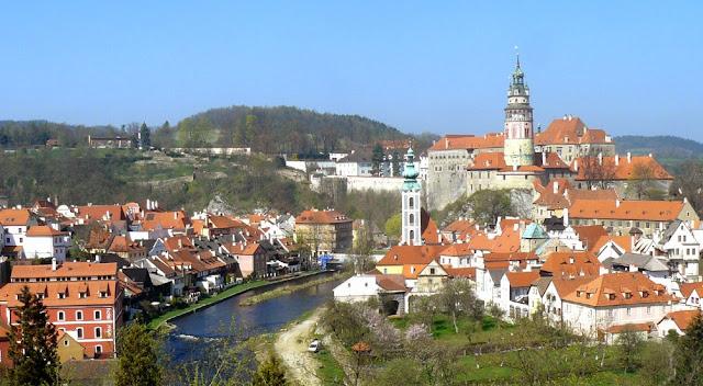 Cesky Krumlov - República Checa
