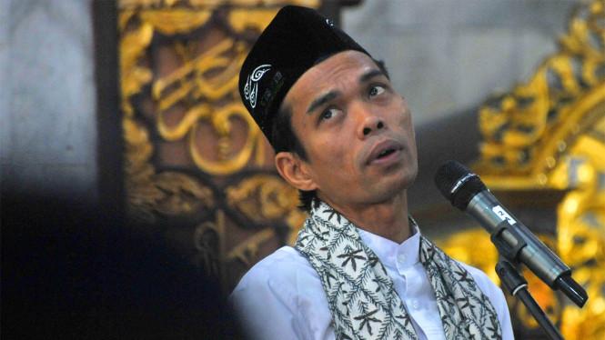 Dapat  Ancaman, Ustadz Somad Batalkan Semua Janji Ceramah di Jateng, Jatim dan Jogja