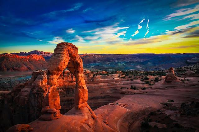 Arches e i parchi dello Utah