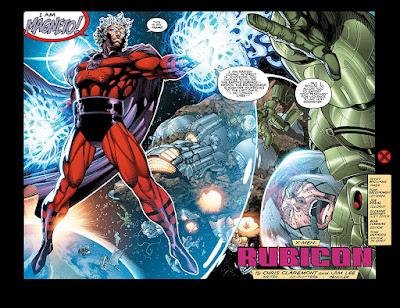 "Reseña de "" 100% Marvel HC. La Patrulla-X: Génesis Mutante 2.0 "" de Chris Claremont y Jim Lee - Panini Cómics"