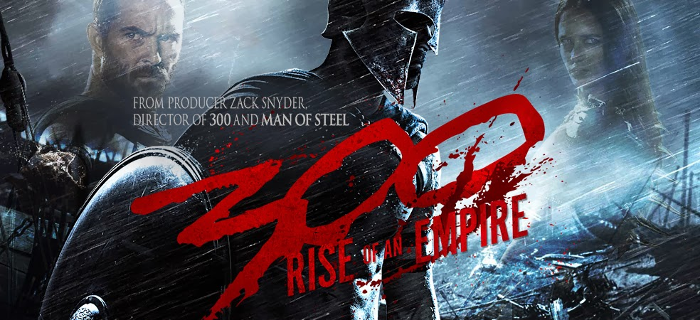 REVIEW- 300: Rise of an Empire