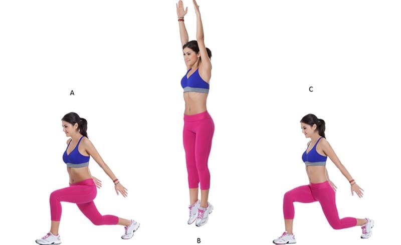 Best Plyometric Exercises For Fat Burning