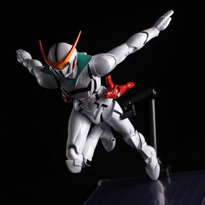 Toyhaven Sentinel Tatsunoko Heroes Fighting Gear