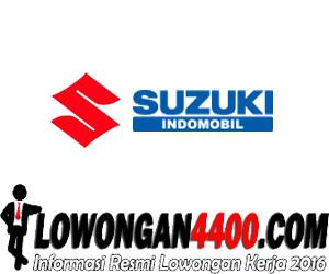 Lowongan PT Suzuki Indomobil