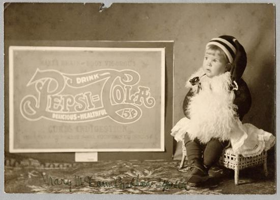 Pepsi-Cola poster 1905-1910