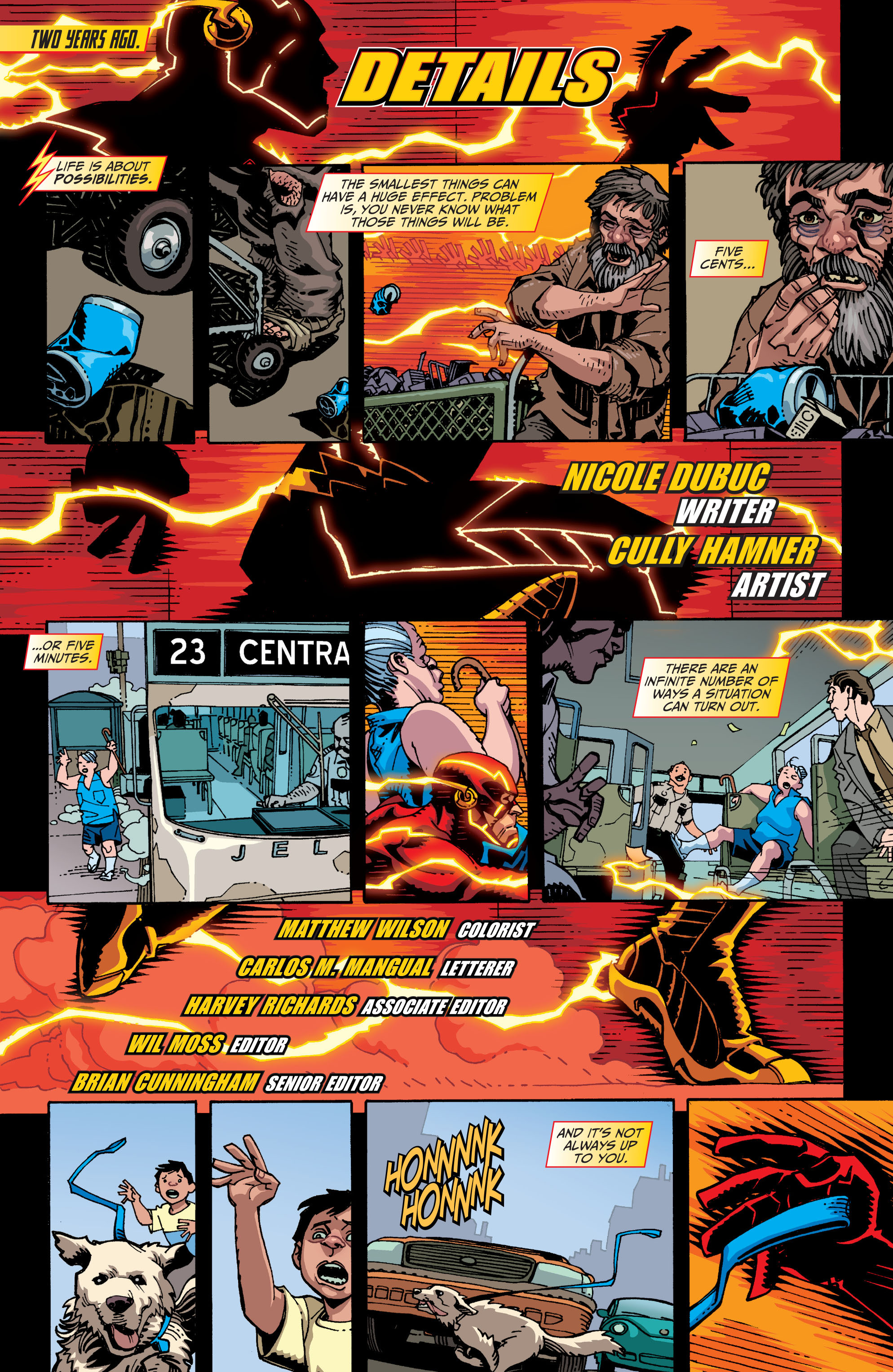 Read online The Flash (2011) comic -  Issue # Annual 2 - 29