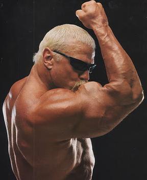 Adam's Wrestling: Scott Steiner - Big Poppa Pump