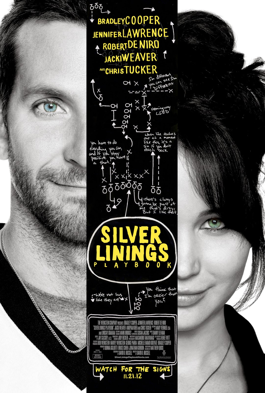 Silver Linings Playbook 2013 - Full (HD)
