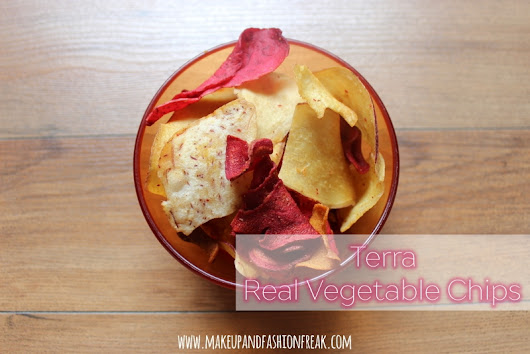 Terra ~ Real Vegetable Chips India Review