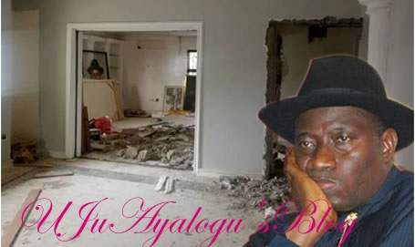 Police Dismiss Four Cops Who Stole Ex-President, Goodluck Jonathan's Property