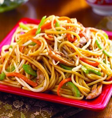 Veggie Chow Main