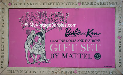 Barbie of the Month: Barbie and Ken (Tennis) Gift Set