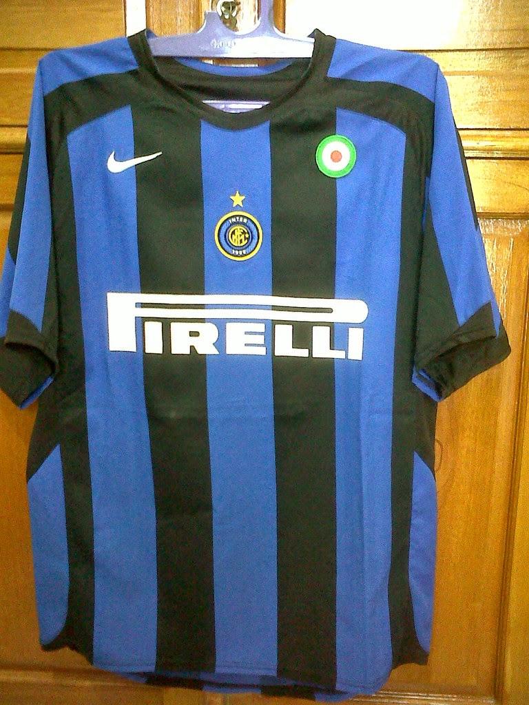 official photos 16aff f2414 Inter Milan: SKUAD INTER MILAN 2005/2006