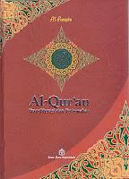 Judul : AL-FURQAN AL-QUR'AN Transliterasi dan Terjemahan