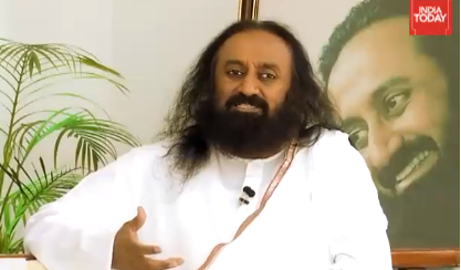 Sri Ravishankar disagreed with Baba Ramdev on homosexuality on Friday, almost going to the extent of calling him a fool.   The Art of Living guru made the statement on Twitter Townhall, a TV Today programme, hosted by noted journalist Rajdeep Sardesai.