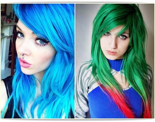 Haarfarben Trends Frühling/Sommer 2015