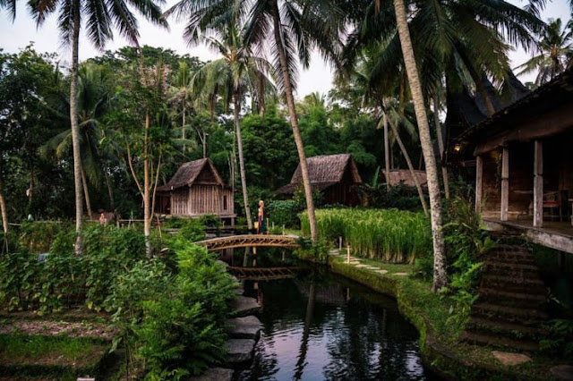 Bambu Indah, Baung, Bali