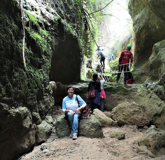 Il canyon della gravina San Marco di Massafra