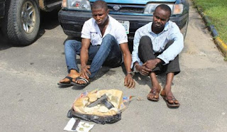 Robbers Nabbed in Lagos