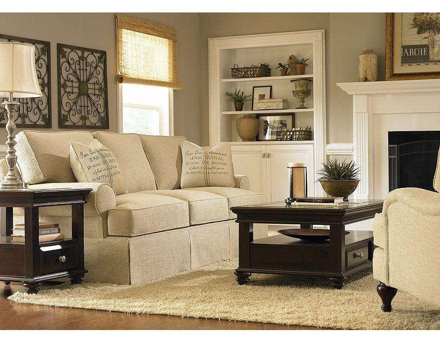 Havertys Contemporary Living Room Design Ideas 2012 ...