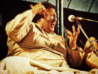 Lyrics Had e kunfikan say guzar gya by Nusrat Fateh Ali Khan