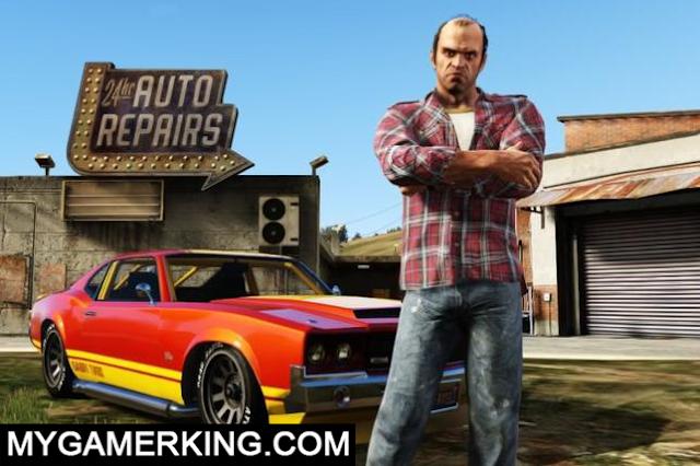 GTA V Full Version PC Game Free Download