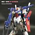 Custom Build: MG 1/100 ZZ Gundam [Detailed]
