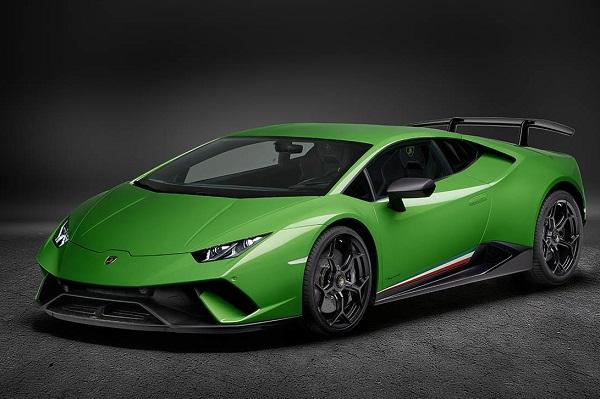Ficha Técnica: Lamborghini Huracán Performante (2017)