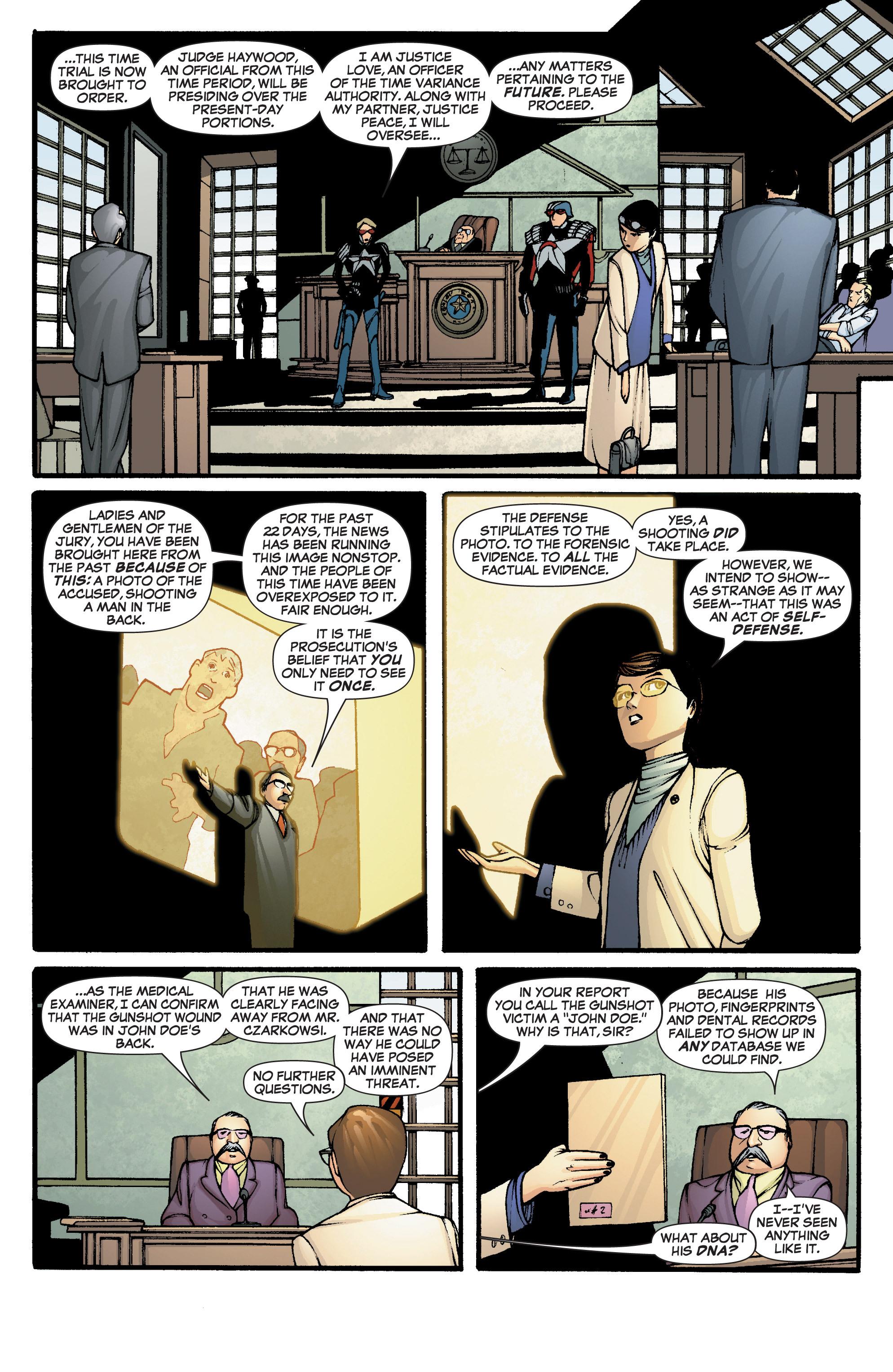 Read online She-Hulk (2005) comic -  Issue #2 - 9