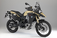 BMW F 800 GS Adventure (2013) Front Side 2