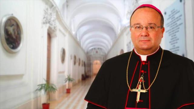 ¡Conozcan al 'mayor experto en crímenes sexuales' del Vaticano!