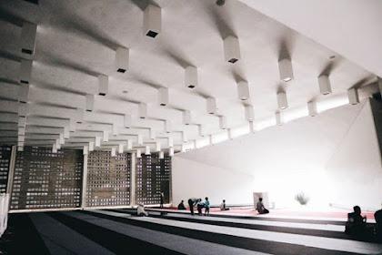 4 Masjid Dengan Design yang Memukau Mata!