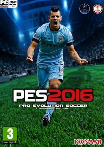 Download PES 2016 Full Version