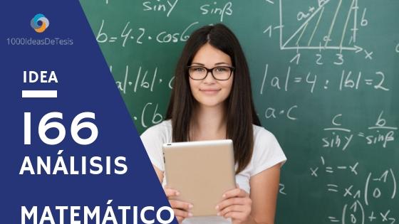 Ideas de tesis 166 de 1000 ideas de tesis: ¿La invención de problemas matemáticos coadyuva a la comprensión de los temas matemáticos?