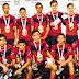 Saint Thomas School brilló en fútbol Copa Rica 2017