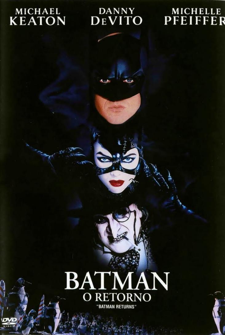 Batman: O Retorno – Dublado (1992)