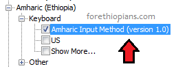 How To Write Amharic on Firefox using Any Key addon በአማርኛ ለመጻፍ የሚያስችል