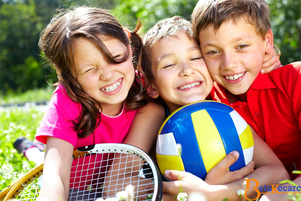How Can Playing Sports Contribute To A Child's Improvement?