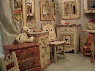 Новая жизнь любимой мебели