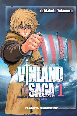Vinland Saga Manga, En İyi Seinen Manga
