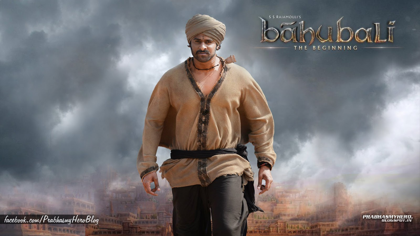 Baahubali Posters And Wallpapers