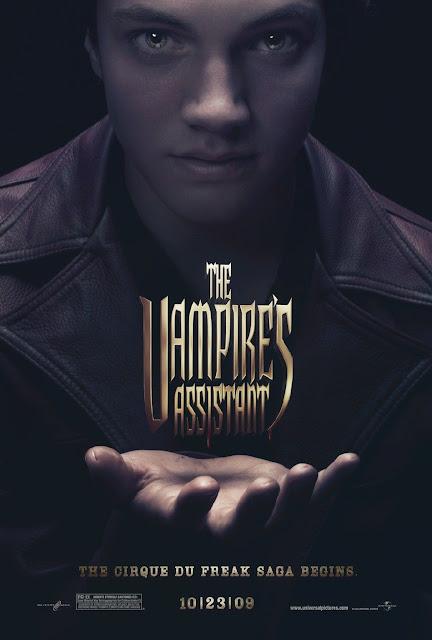 Nonton The Vampire Assistant (2009)