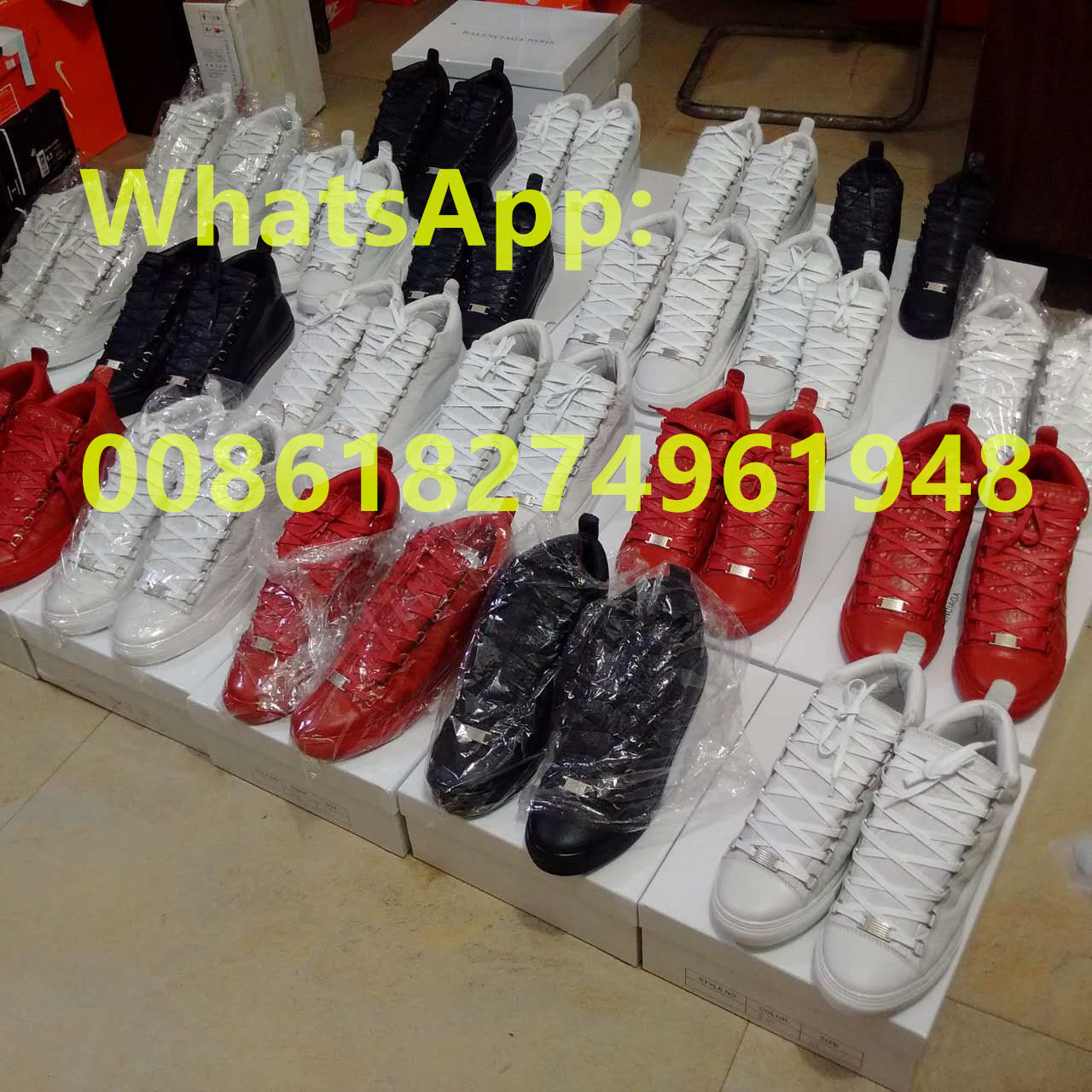 Cheap sneaker nike,adidas,dress shoes,Balenciaga Arena Sneaker, Wholesale  and retail both accept!Yupoo Ablum shoes,Qiqifashion site