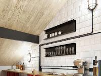 Dapur Lebih Tertata dengan Kitchen Set Minimalis