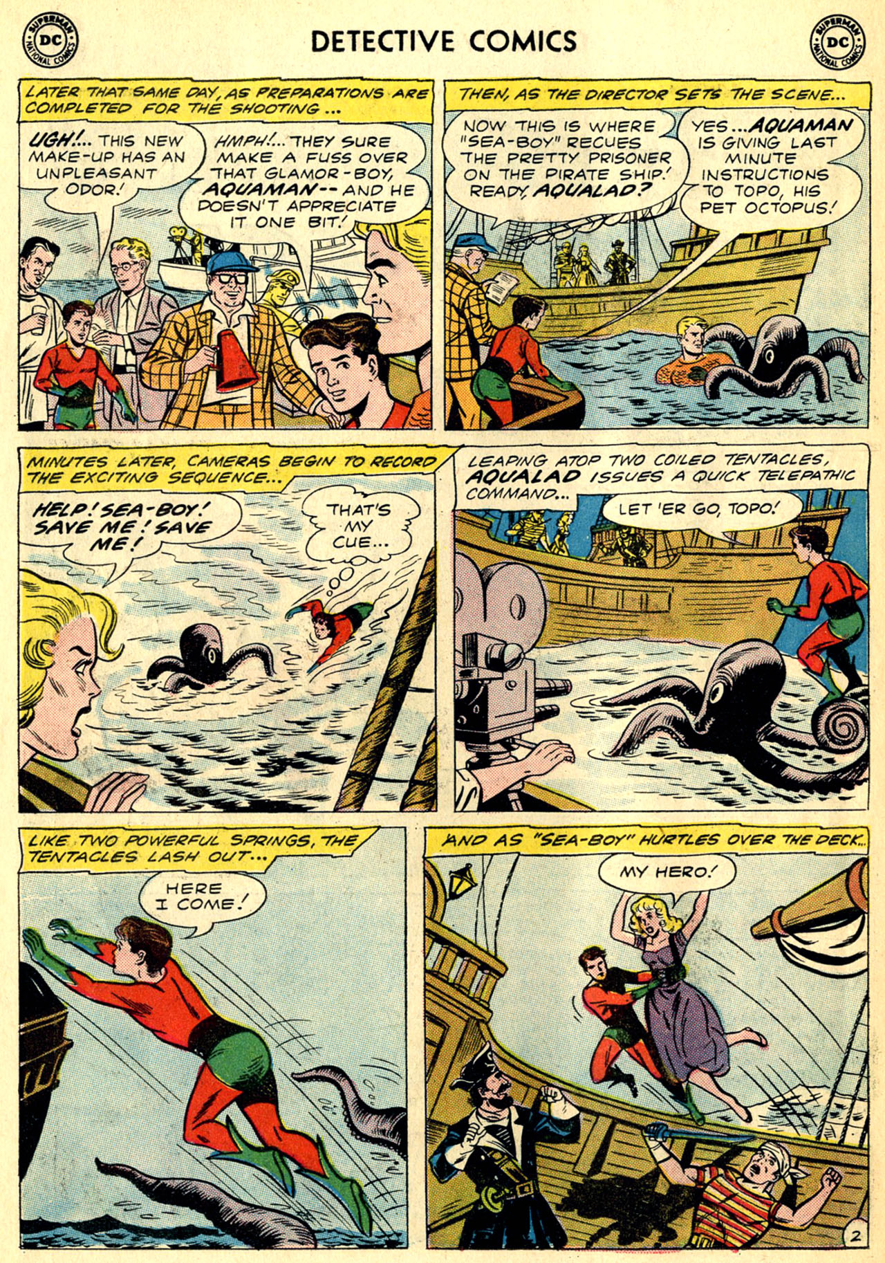 Detective Comics (1937) 297 Page 29