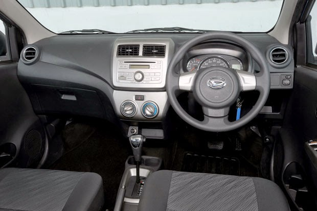Gambar Modifikasi Mobil Daihatsu Ayla 2014