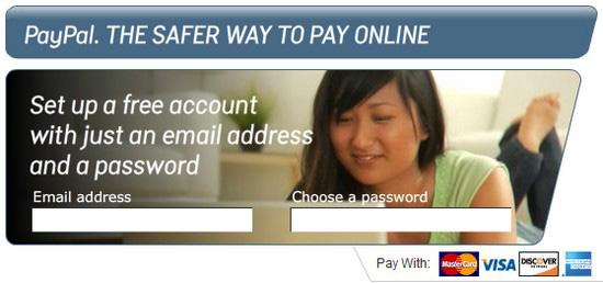Tutorial Buka Akaun PayPal