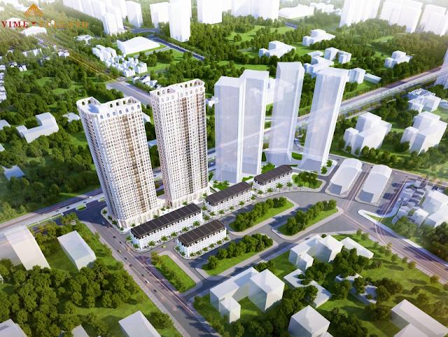khu đô thị mới Đại Kim